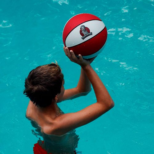 aqua basketball